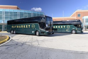 Luxury Coach Buses Haymarket Transportation