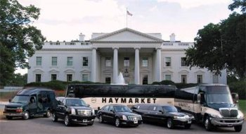 Haymarket Luxury buses & cars