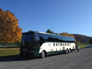Maryland Guided Bus Tour by Haymarket Transportation